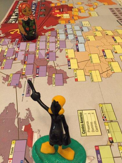 Twilight Struggle: Stati Uniti d'America e Unione Sovietica
