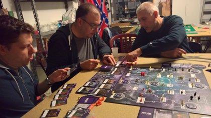 Tyrants of the Underdark: partita