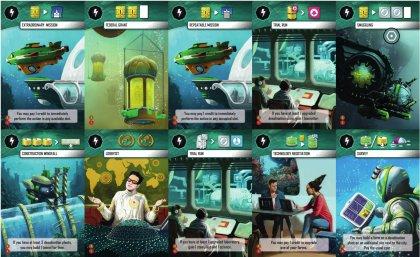 underwater cities carte verdi