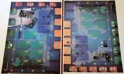 underwater cities tabellone