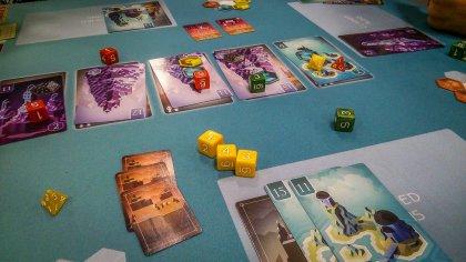 Unearth: partita