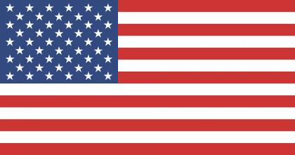 USA: bandiera