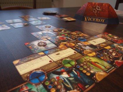 Viceroy: partita