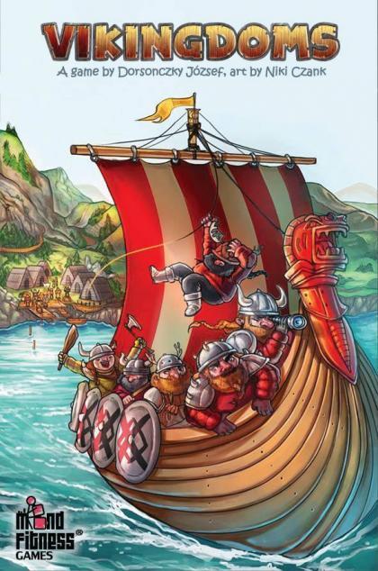 Vikingdoms Cover