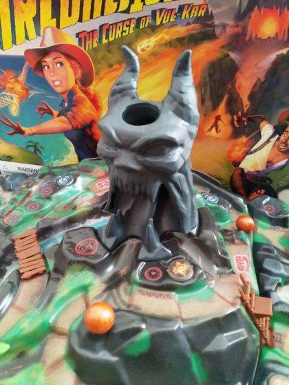 Fireball Island: The Curse of Vul-Kar - Vul-Kar