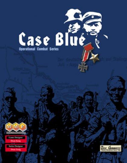La copertina del wargame Case Blue, della serie Operational Combat Series