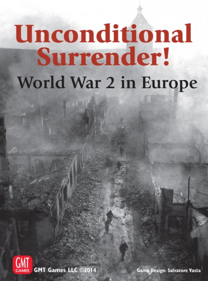 Copertina di Unconditional Surrender! World War 2 in Europe