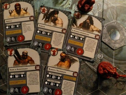Warhammer Underworlds: Shadespire: seguaci di Khorne