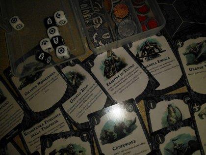Warhammer Underworlds: Shadespire: carte
