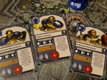 Warhammer Underworlds: Shadespire: stormcast