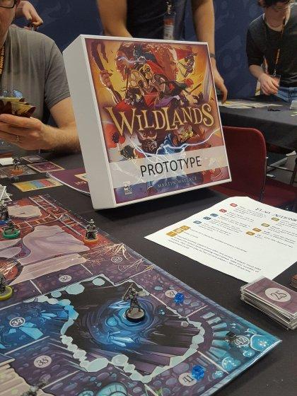 Wildlands: prototipo