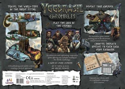 Yggdrasil Chronicles retro