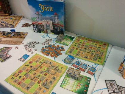 Walls of York - prototipo