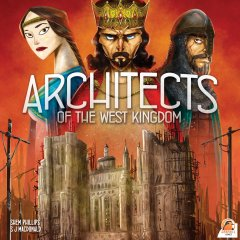 Architects of the West Kingdom: copertina