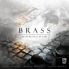 Brass: Birmingham - copertina