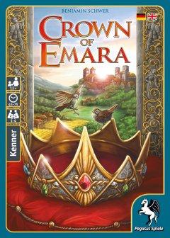 Crown of Emara copertina