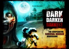 Dark Darker Darkest copertina