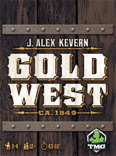 Gold West copertina
