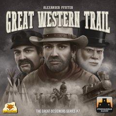 Great Western Trail copertina