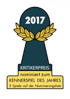 Nomination Kennerspiel Des Jahres 2017
