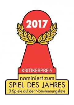 Nomination Spiel Des Jahres 2017