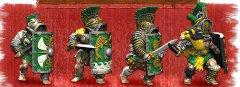 4 Livelli Gladiatori