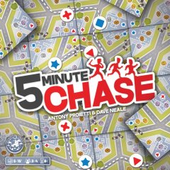 5 Minute Chase copertina