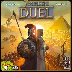 7 Wonders Duel copertina