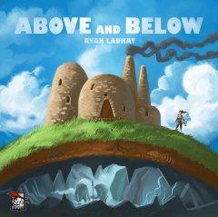 Copertina del gioco tutti contro tutti di Above and Below