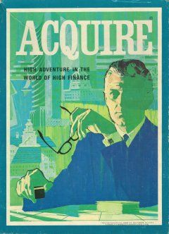 Acquire di Sid Sackson (1964)