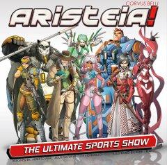 Aristeia: copertina