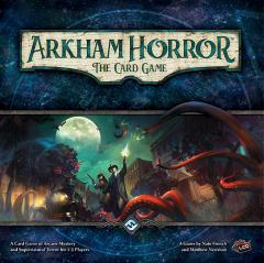 Arkham Horror the card game copertina