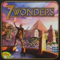 7 wonders copertina