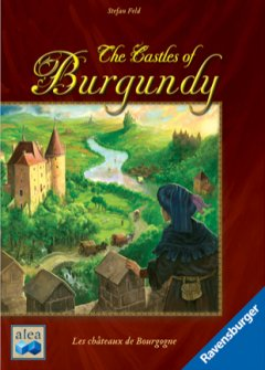 Copertina di The Castles of Burgundy