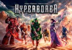 Hyperborea: copertina