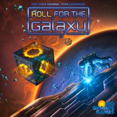 Roll for the Galaxy copertina