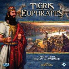 Copertina del gioco di Knizia Tigris & Euphrates
