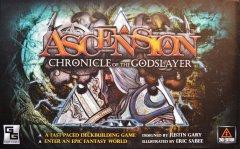 Copertina di Ascension: Chronicle of the Godslayer