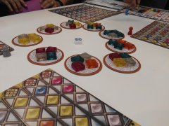 Azul stained glass of sintra Essen 2018