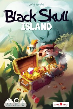 Black Skull Island copertina