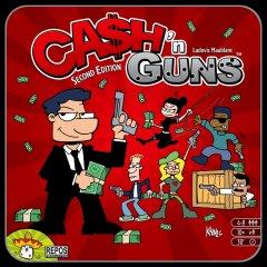 Copertina di Cash 'n Guns