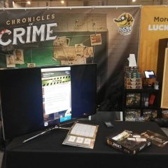 chronicles of crime essen 2018