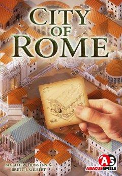City of Rome copertina