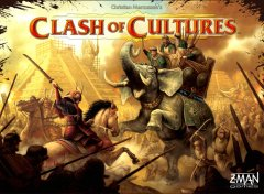 Clash of Cultures: copertina