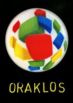 Copertina di Oraklos della Splotter Spellen