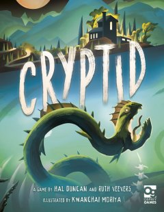 Cryptid copertina