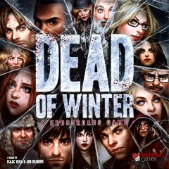 dead of winter copertina