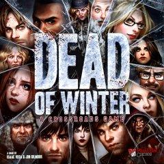 dead of winter copertina