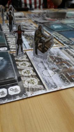dead of winter guardia forestale