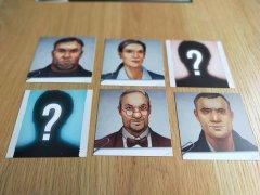 Detective Season One - carte identikit